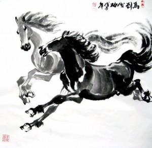 chinese-horses