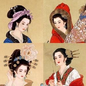 Four_Beauties